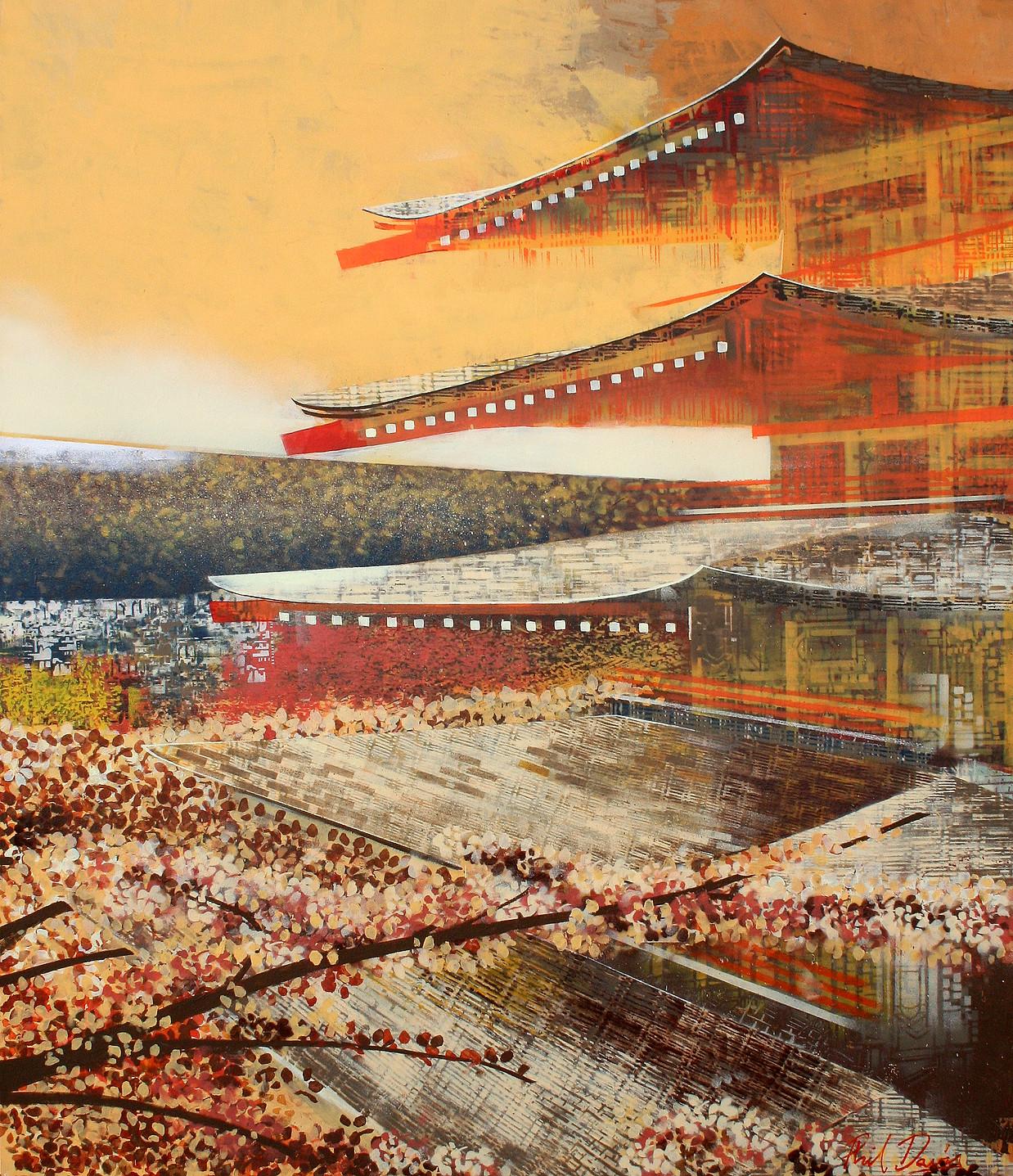Wado Kaichin. Canvas 3
