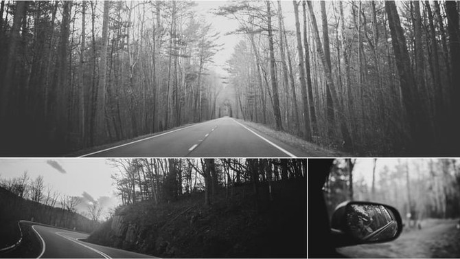 West Virginia Roads