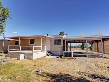 Mountain views in Pahrump UNDER CONTRACT!