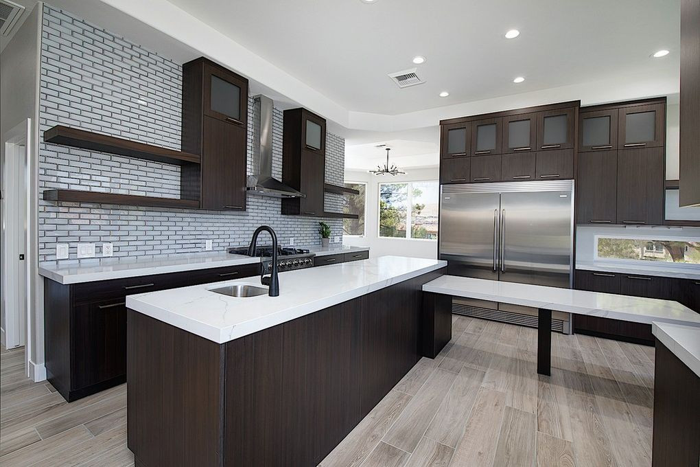 Grand Corniche Kitchen