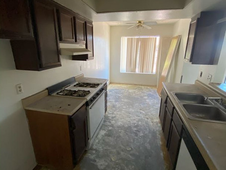 Four-plex Rehab in East Las Vegas