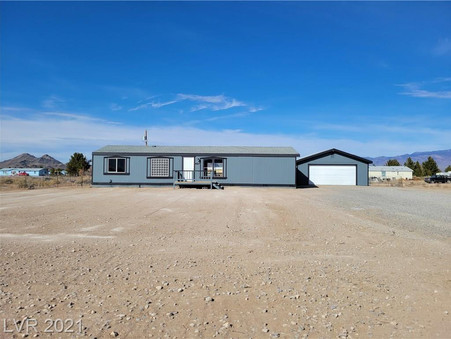 Fully remodel Manufactured in Pahrump