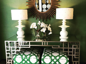 The Console Table – An age-old love affair.