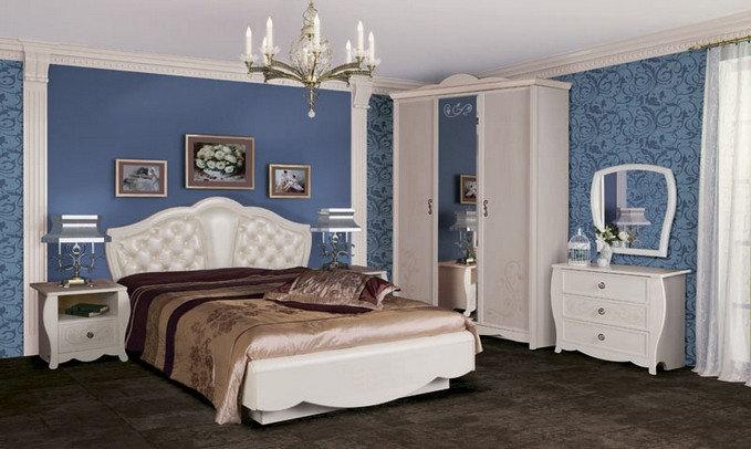 Спальня Каролина 2