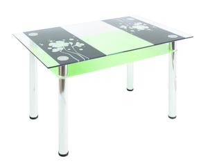 Обеденный стол  3.7 салатовый