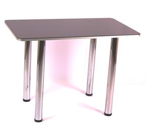 Обеденный стол 1.3 фиолетовый перламутр