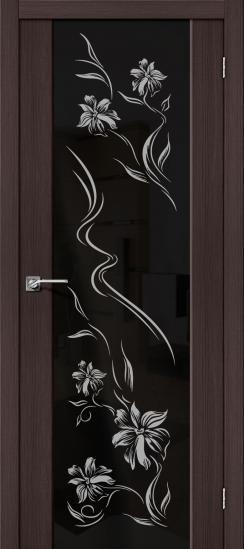 Дверь ЭКО S-13 Print (Wenge) Veralinga