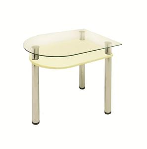 Обеденный стол 4.4 ваниль