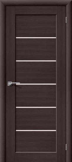 Дверь ЭКО Аква-2 (Wenge) Veralinga