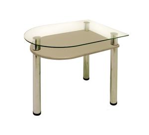Обеденный стол 4.4 серый муар