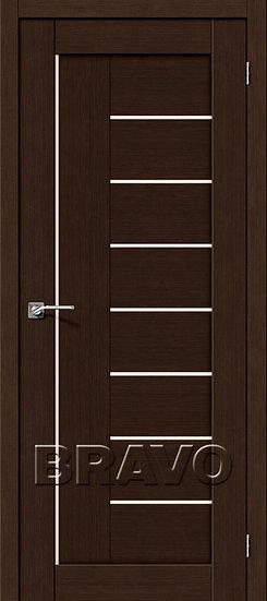Дверь 3DG Порта-29 3D Wenge Magic Fog