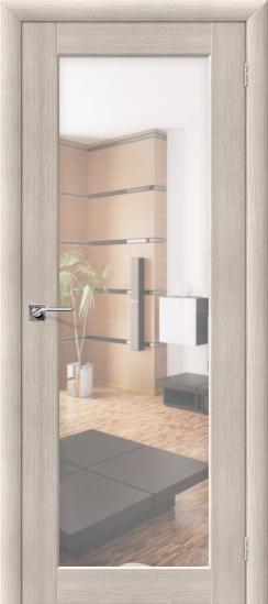 Дверь ЭКО Аква-7 (Cappuccino) Veralinga