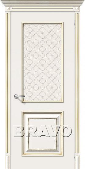 Дверь К Лаунж К-11 (Латте Золото) ПО