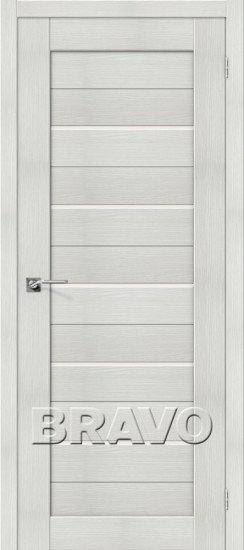 Дверь ЭКО Порта-22 (Bianco) Veralinga Magic Fog