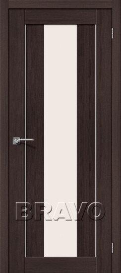 Дверь ЭКО Порта-25 (Wenge) Veralinga Magic Fog
