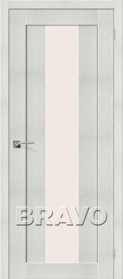 Дверь ЭКО Порта-25 (Bianco) Veralinga Magic Fog