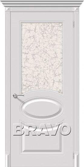 Дверь К Джаз (Белый) ПО