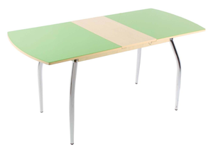 Обеденный стол 5.4 салатовый