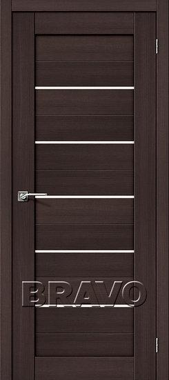 Дверь ЭКО Порта-22 (Wenge) Veralinga Magic Fog
