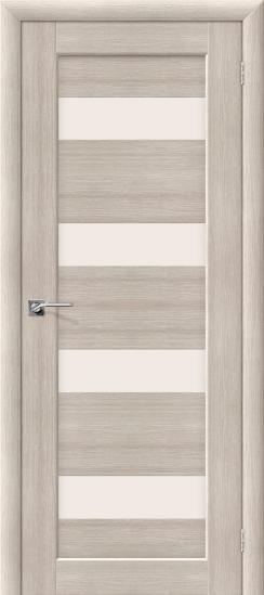 Дверь ЭКО Аква-3 (Cappuccino) Veralinga