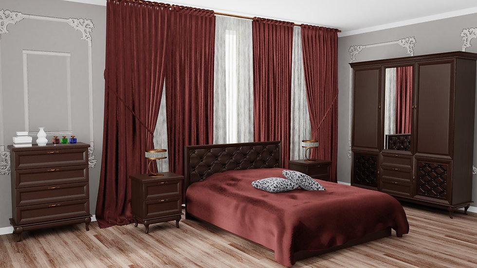 Ванесса-1 Спальня