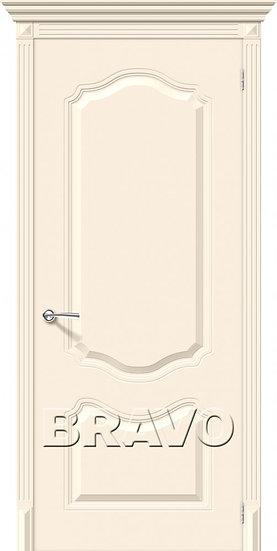 Дверь К Фолк (Крем) ПГ