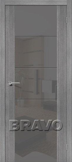 Дверь ЭКО V4 (Grey) Veralinga