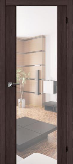 Дверь ЭКО S-13 Reflex (Wenge) Veralinga