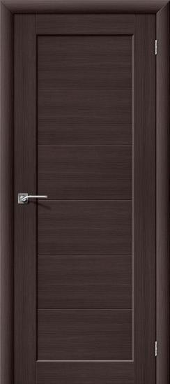 Дверь ЭКО Аква-1(Wenge) Veralinga