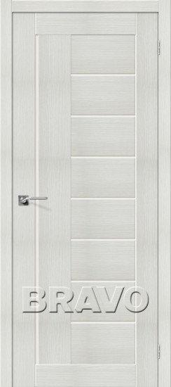 Дверь ЭКО Порта-29 (Bianco) Veralinga Magic Fog