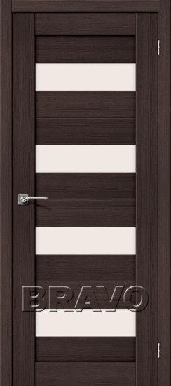 Дверь ЭКО Порта-23 (Wenge) Veralinga Magic Fog