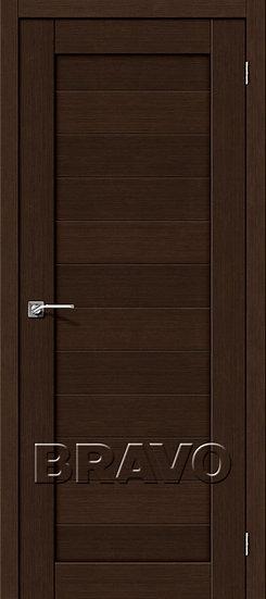 Дверь 3DG Порта-21 3D Wenge Magic Fog