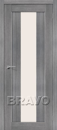 Дверь ЭКО Порта-25 (Grey) Veralinga Magic Fog