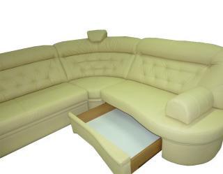 Диван-кровать угловой «Оскар 3»