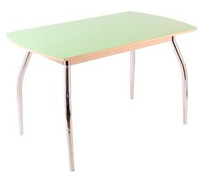 Обеденный стол  5.1 салатовый