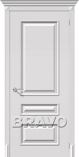 Дверь К Фьюжн К-23 (белый) ПГ