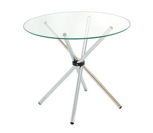 Обеденный стол круг G светлый