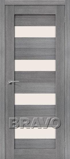 Дверь ЭКО Порта-23 (Grey) Veralinga Magic Fog Fog