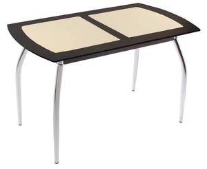 Обеденный стол 5.2 ваниль