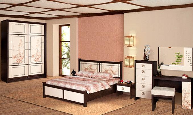 Спальня Киото 1