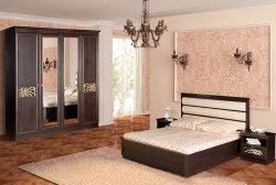 Спальня Инна (с мягким изголовьем)