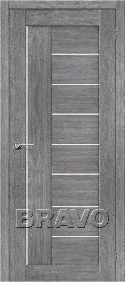 Дверь ЭКО Порта-29 (Grey) Veralinga Magic Fog