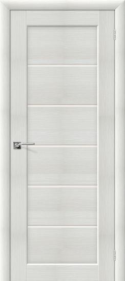 Дверь ЭКО Аква-2 (Bianco) Veralinga