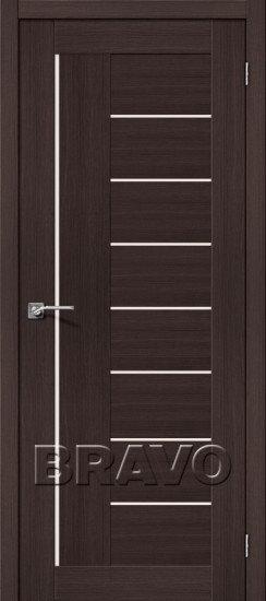 Дверь ЭКО Порта-29 (Wenge) Veralinga Magic Fog