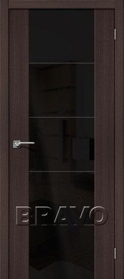 Дверь ЭКО V4 (Wenge) Veralinga