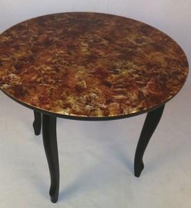 Обеденный стол Принт 5.6  оникс коричневый