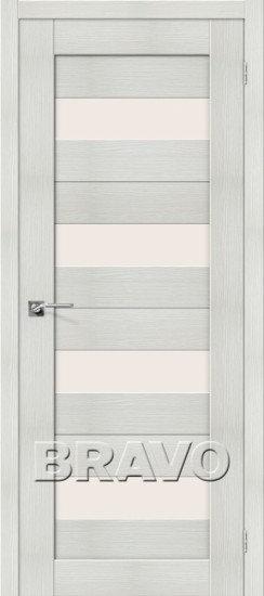 Дверь ЭКО Порта-23 (Bianco) Veralinga Magic Fog