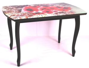 Обеденный стол Принт 5.5 акварель