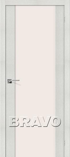 Дверь ЭКО Порта-13 (Bianco) Veralinga Magic Fog