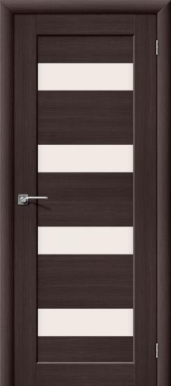 Дверь ЭКО Аква-3 (Wenge) Veralinga